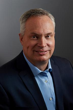 John Fortin, President and CEO